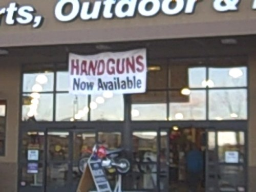 hand-guns